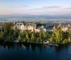 Grand Hotel Kempinski získal za rozprávkové svadby v Tatrách prestížnu cenu