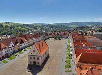 Objavte krásne zákutia historického mesta Bardejov