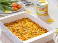 FRANCÚZSKO: Kukuričný casserol
