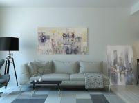 Zariaďte si obývačku tak, aby vám ju obdivovala každá návšteva