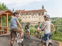 Vydajte sa po 4 dolnorakúskych cyklotrasách, ktoré prepájajú celú Európu