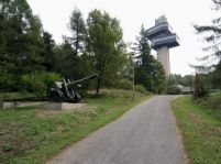 Príďte si do Kružlovej pozrieť najväčší nápis i miesta tankových bojov