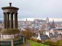 Edinburgh - mesto všetkého krásneho