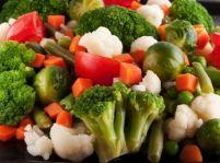 Zapekaný karfiol s brokolicou
