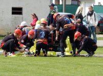 Dobrovoľní hasiči bojovali o pohár