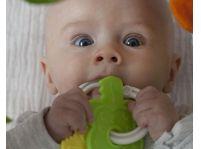 Ako pomôcť bábätkám pri prerezávaní zúbkov