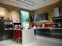 Kuchyňa v duchu minimalizmu