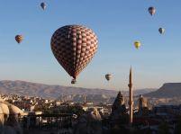 Čím je výnimočná turecká Kapadokia?