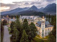Tatranský Grand Hotel Kempinski otvorili pred desiatimi rokmi
