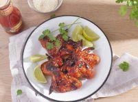 Kuracie krídelká v BBQ marináde