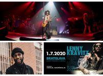 """Lenny Kravitz predstavil špecálneho hudobného hosťa svojho """"Here to Love"""" Tour 2020"""