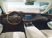 Interiér Lexus LS patrí k najkrajším