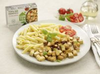 LUNTER Tofu na panvicu Toscana s cestovinami