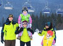 Naučte deti správne lyžovať pod vedením inštruktorov na Orave