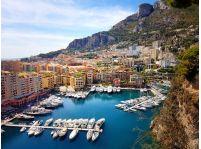 Monako- perla azúrového pobrežia