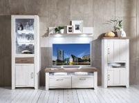 Ako zorganizovať úložné priestory v obývacej izbe?