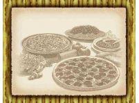 Cibuľová pizza