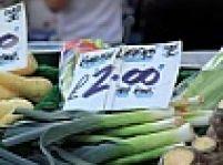 Krémová pórovo - zemiaková polievka
