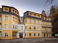 V Luhačoviciach otvorili zrekonštruovaný garni hotel Riviera ***