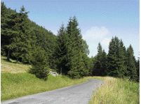 Lesnícky skanzen Vydrovo