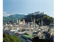 Salzburg: Mozartove mesto