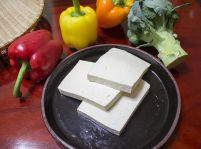 Lečo z tofu