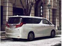 Lexus a luxusný minivan?