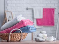 Ako prať uteráky, aby zostali mäkké