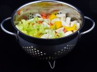 Jarná zeleninová polievka