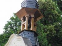 Nový zvon v Kaplnke svätej Alžbety sa po sto rokoch opäť rozoznie