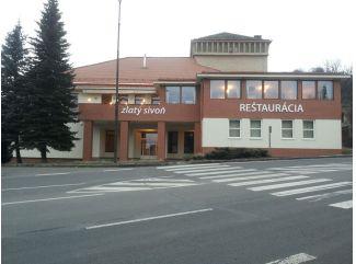 Reštaurácia Zlatý Sivoň - Kremnica