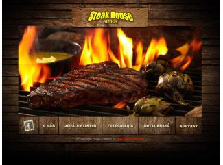Reštaurácia Steak House Senica