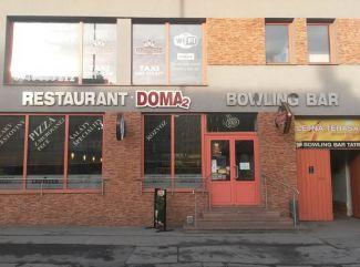 Reštaurácia DOMA Žiar nad Hronom