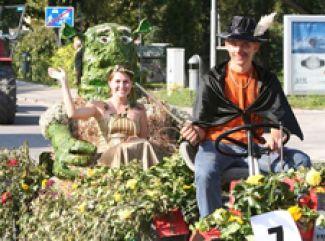 Victoria Regia aFestival neobyčajných kvetov vKúpeľoch Piešťany