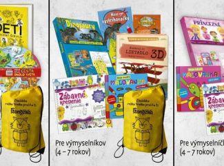 9 úžasných batôžkov plných prekvapení pre deti