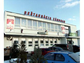 Reštaurácia a penzión Záhoran