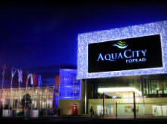Zima plná zábavy a slnka v AquaCity Poprad