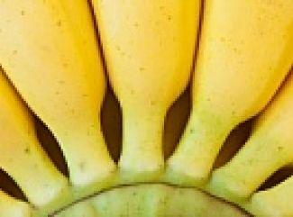 Banánovo-mandľový shake