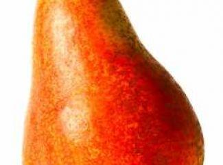 Hrušky a jablká - dobrá kombinácia
