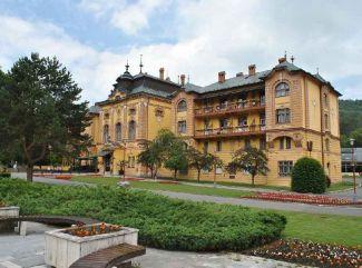 Bardejovské kúpele otvorili renovovaného PROMINENTA