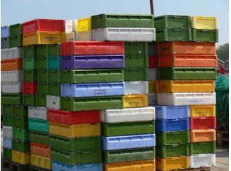 Skúsili ste pri skladovaní a manipulovaní s tovarom euro prepravky?