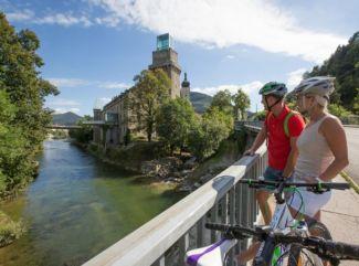 Na bicykli po Dolnom Rakúsku