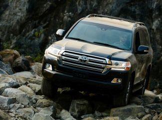Toyota Land Cruiser - najspoľahlivejšie auto na americkom trhu