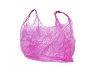 Vzácna igelitová taška