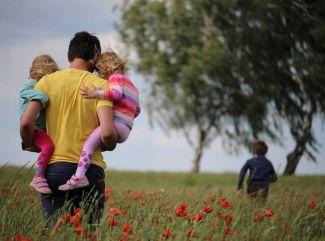 Jarné aktivity s rodinou