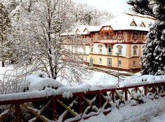 Rezervujte si jesenný, zimný, či silvestrovský pobyt v Kúpeľoch Luhačovice