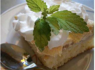 Nugátový koláč