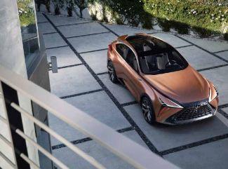 Lexus LF-1 – objaví sa na trhu v roku 2021?