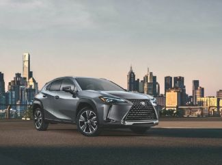 Lexus UX – rival pre nemecké značky