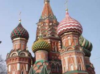 Moskva: Súčasnosť aj história